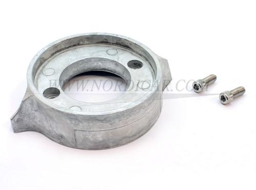 Anode kit Aluminium onderste eenheid