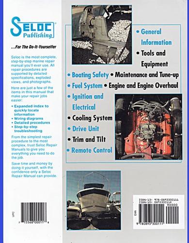 Werkplaatshandboek Volvo Penta Stern Drives 1968-1991 voor Volvo Penta