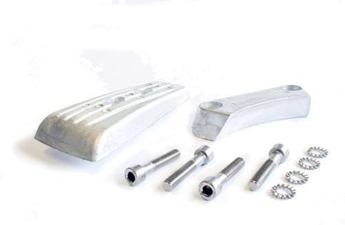Aluminium anode set onderste eenheid voor Volvo Penta