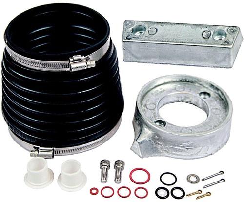 Accessoires set aluminium voor Volvo Penta 877118