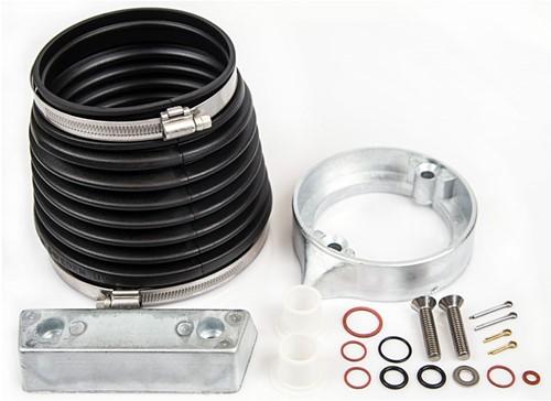 Accessoires set aluminium voor Volvo Penta 877119