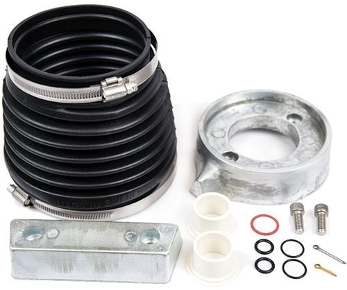 Accessoires set aluminium voor Volvo Penta 877121