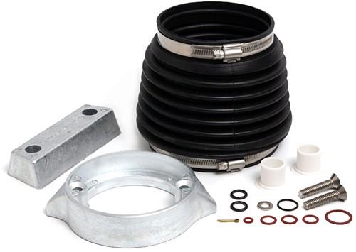 Accessoires set aluminium voor Volvo Penta 877122