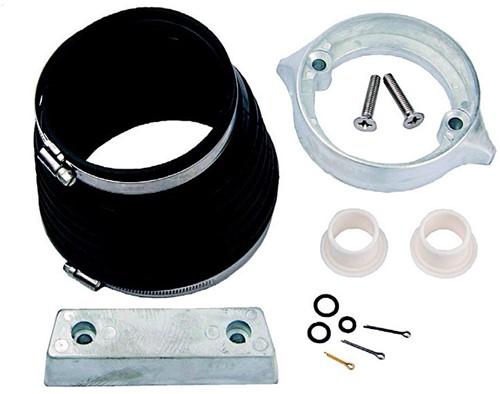 Accessoires set aluminium voor Volvo Penta