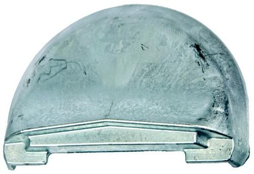 Aluminium anode voor Volvo Penta 3863193