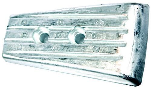 Aluminium anode voor Volvo Penta 3588748
