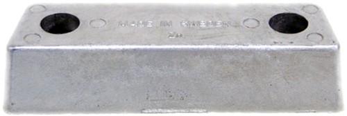 Aluminium anode voor Volvo Penta 852835