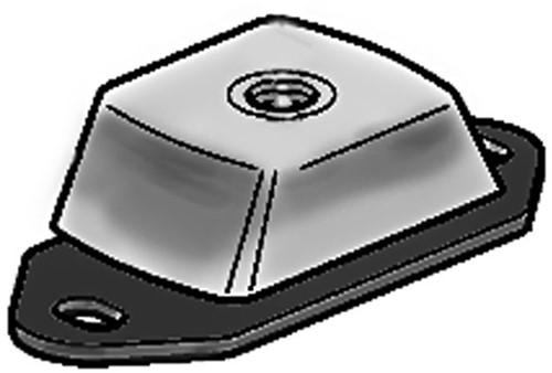 Motorsteun voor Volvo Penta 862347