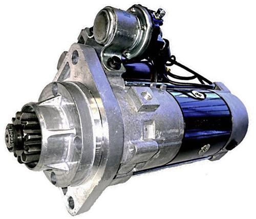 Startmotor voor Volvo Penta 21423488