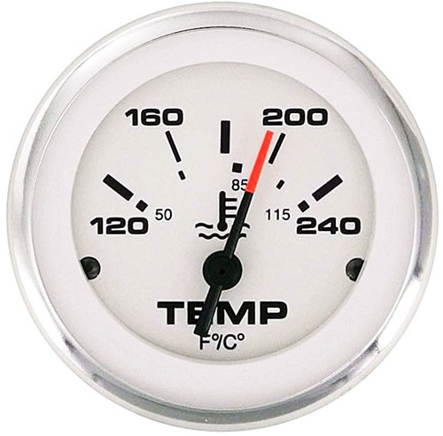 Watertemperatuurmeter voor Volvo Penta