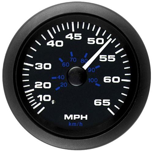 Snelheidsmeter: 65 MPH voor Volvo Penta