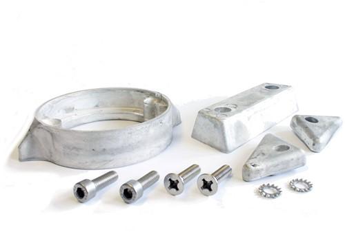 Magnesium anode set voor Volvo Penta 875821